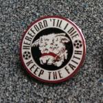 Hereford 'Til I Die Badge