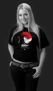 009 - Licence to Score T-Shirt